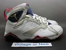 VTG Air Jordan VII 7 Olympic Retro 2004 sz 10