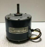 GE 5KCP39GFY084S 1/8HP 230V 60HZ 1PH 825 RPM CONDENSER FAN MOTOR used #MB207