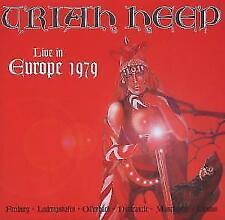 Live In Europe 1979 von Uriah Heep (2008)