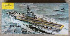 Flugzeugträger CLEMENCEAU R98 Heller 1/400 Rarität (Französische Marine/Foch)