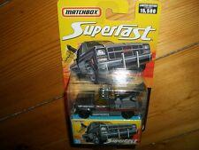 Matchbox Superfast Limited Edition GMC Wrecker Nr.39 Neu OVP 2006 Mattel