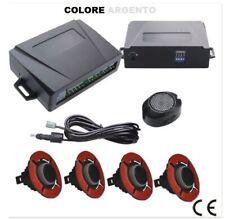 Aerzetix C1428-Adattatore Autoradio per auto colore argento