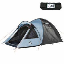 Zelt Glenhill Arona 3 Mann Kuppelzelt XXL Schlafkabine 5000mm Iglu Campingzelt