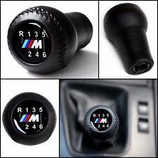 M Sport 6 Gang Leder Schaltknopf Schaltknauf BMW 3 5 7 E46 E60 E63 E90 E91 E92
