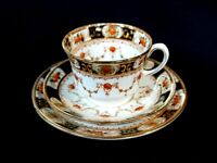 Beautiful Melba Hand Painted Imari Trio