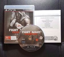 Fight Night Champion (Sony PlayStation 3, 2011) PS3 Game