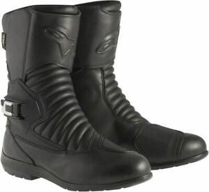 Alpinestars Monofuse Boots GTX Waterproof Footwear Motorcycle Touring Breathable
