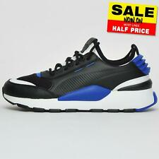 Puma RS-0 Sound Mens Casual Lifestyle Shoes Fitness Workout Trainers Black