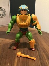 Vintage He-Man MOTU Man at Arms figure 1982 1981 Masters of the Universe loose
