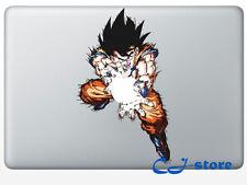 Dragon Ball Goku Macbook Stickers Macbook Air Pro Decals Skin for Macbook WK