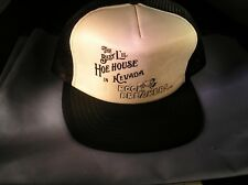 H-45 -  Vintage The Best L'il Hoe House in Nevada-Rock Breakers Black/White