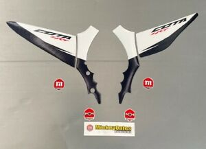 Montesa 2020 Repsol etc, Decals for Air box, silencer guard & heels.