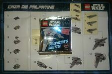 Lego Star Wars 911617 Palpatine's Shuttle Limited Edition Disney Exclusive Rare