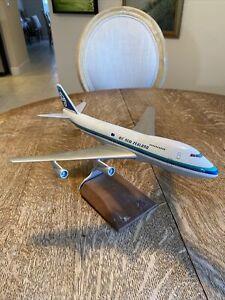 Air New Zealand  Boeing 747 Airplane by Wesco Models Inc California CA model