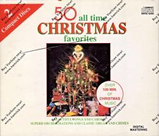 TIMELESS CLASSICS: 50 ALL TIME CHRISTMAS HOLIDAY FAVORITES (2-CD BOX SET) IMPORT
