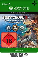 Just Cause 3 - Luft, Land und Meerpass Microsoft Expansion Pass - Xbox One Code