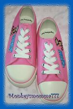 Original Bobby Jack Monkey Tennis Shoes Girls Size 11 NWT!