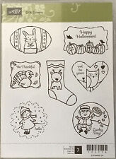 "Stampin Up!  ""Gift Givers"" Stamp Set ""New"""