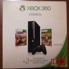 XBOX 360 slim  250 gb console