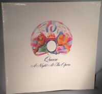LP QUEEN A Night at the Opera (Vinyl, 2008, Hollywood Records) NEW MINT SEALED