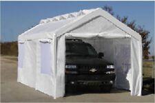 *QLD PICKUP* 3x6m Heavy Duty Gazebo Portable Carport Marquee PE Tent