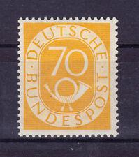 Bund Nr. 136 ** Posthorn postfrisch einwandfrei, geprüft