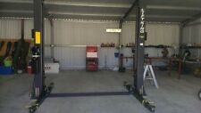 2-POST CAR HOIST 3.5T FLOOR MOUNT  by HERO HOISTS QLD.