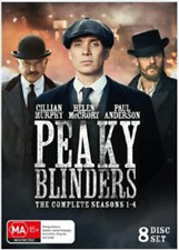 Peaky Blinders : COMPLETE Season 1-4 : NEW DVD