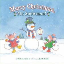 MERRY CHRISTMAS, Mr Snowman! (Brand New Paperback Version) Wolfram Hanel