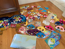 Lots Of Baby Shark Birthday /party Supplies