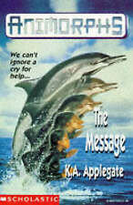 Very Good, The Message (Animorphs), Applegate, Katherine, Book
