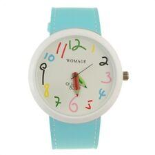Reloj diseño LAPICES azul PENCIL watch A1359
