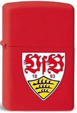 Zippo en TU MECHERO vfb stuttgart rojo-Matt 2004119, fútbol-Zippo vfb Stuttgart