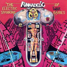 Funkadelic Electric Spanking of War Babies CD mint FREE US SHIPPING