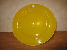 CLOU & CLASSIC *NEW* Sous-assiette 32cm Jaune 12901