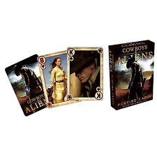 Cowboy & Aliens - Spielkarten Kartenspiel Playingcards - Jeu de Cartes - OVP