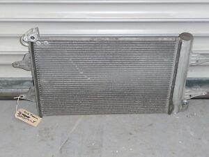 00-07 Skoda Fabia 1.2 12v BME air conditioning condenser 6Q0810411J