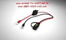CTEK Comfort Indicator Eyelet M8- Cable Comfort à oeillets CTEK avec indicateur