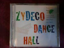 COMPILATION- ZYDECO DANCE HALL (10 TRACKS, 1997). CD