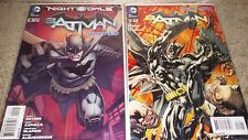 Batman new 52 #9 & 12 1:25 variants  by Dale Keown(9) & Brian Hitch(12)