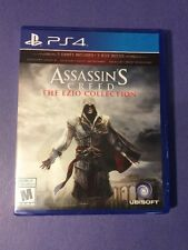 Assassin's Creed *The Ezio Collection* (PS4) NEW