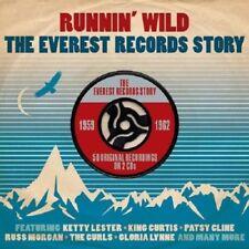 Runnin' Wild-Everest Records Story 1959-1962 2-CD NEW SEALED Ketty Lester/Curls+