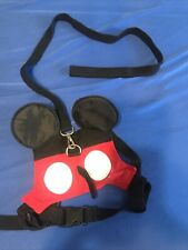 Mickey Mouse Dog Harness And Lead