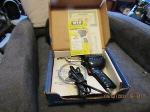 Used WEN Model 50 Electric Soldering Gun w/box & paperwork.  Working-AS IS.