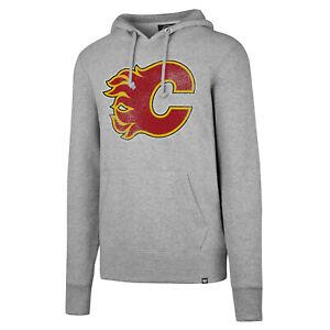 NHL Hoody Calgary Flames Knockaround Hooded Pullover Hooded Sweater Jumper