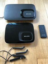 Belkin AV4 ScreenCast Transmetteur HD HDMI 4 port