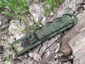 SHEATH for Knife VITYAZ-T STALKER Sh-8 KO-1 Nylon Cordura insertion ABS Kizlyar