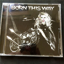 LADY GAGA BORN THIS WAY  UICS-1230   JAPAN CD Z-630