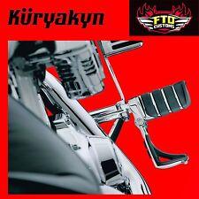 Kuryakyn Chrome Switchblade Pegs for Harley Davidson 4445