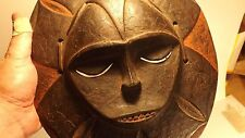 African Ekoi Ceremonial Mask Cameroon